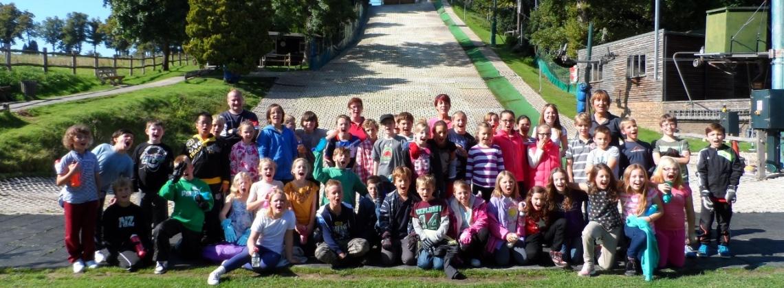 residential school activity trips