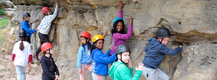 outdoor activities for schools in kent and sussex