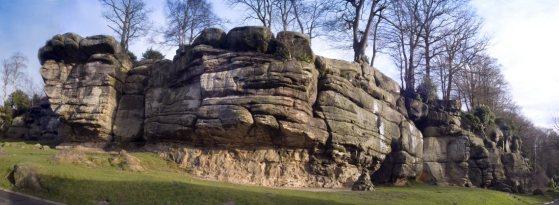 Bowles rocks south east england