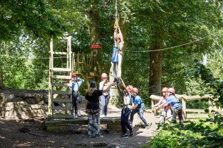 Teamwork on zipwire OAA