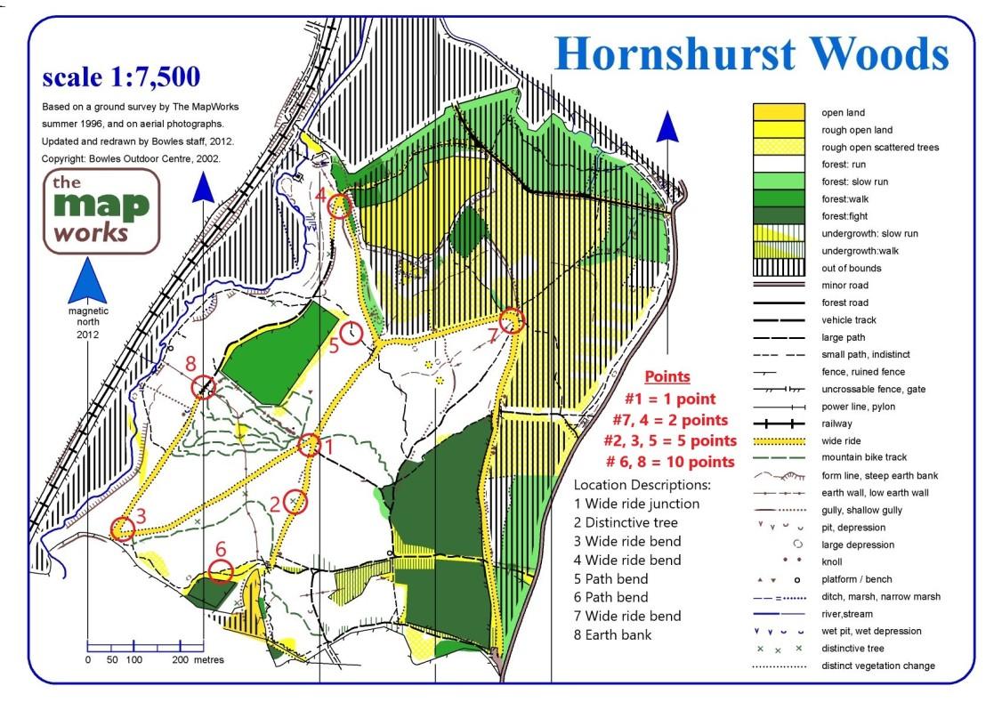 Hornshurst Exped